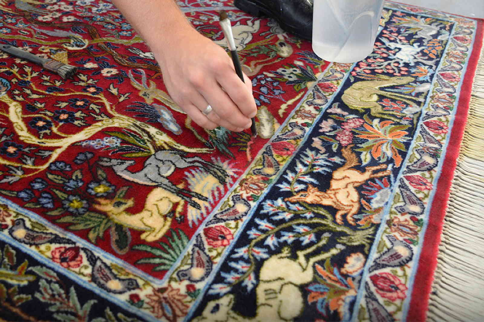 complete carpet restoration, flooded carpet restoration, carpet restoration and cleaning